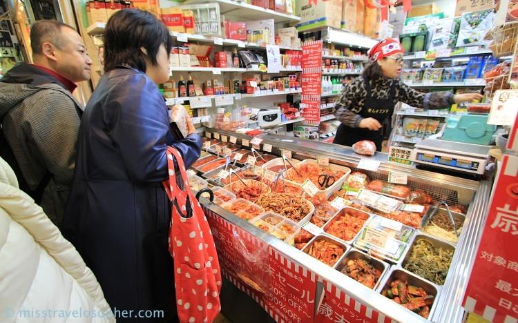 More kimchi for sale
