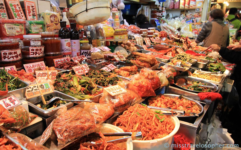 tsuruhashi korean town in osaka miss travelosopher