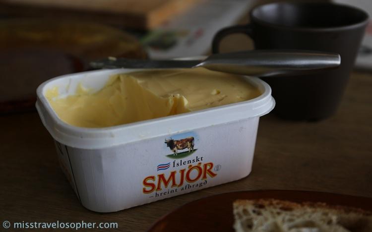 Smjör Icelandic Butter