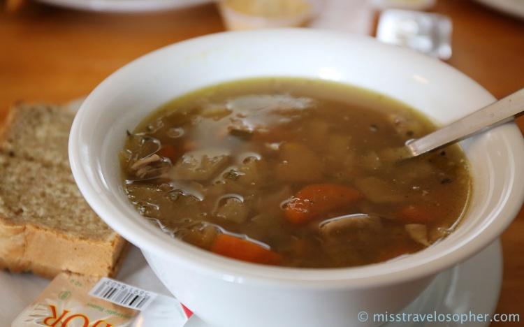 Kjötsúpa - Traditional Icelandic lamb soup