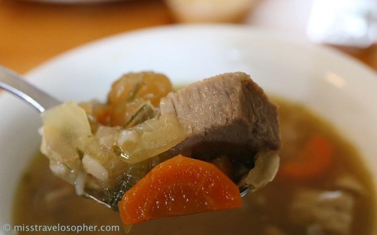 Kjötsúpa - lamb stew